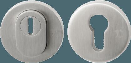 Rvs cilinderrozet waanders deurenspeciaalzaak for Deurenspeciaalzaak waanders
